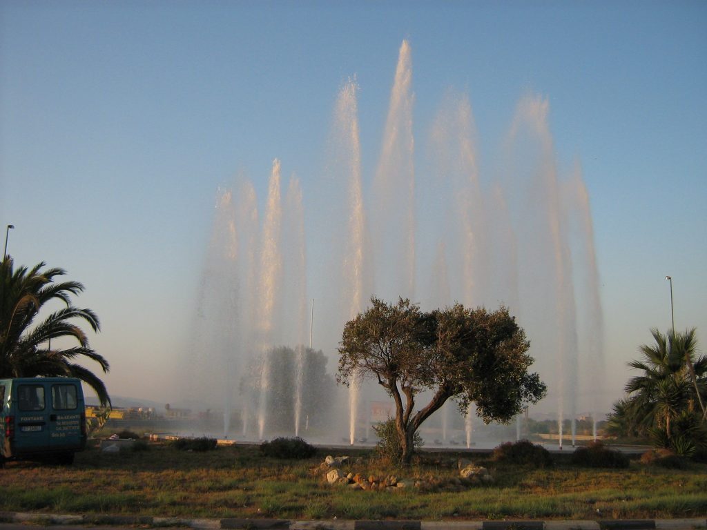 Fontana ENI