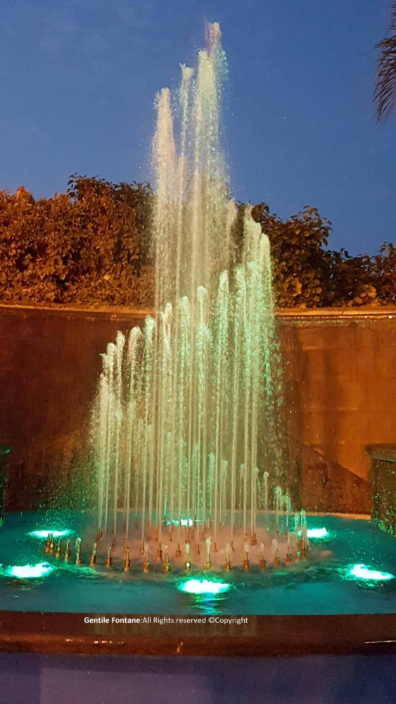 Fontana Spirale