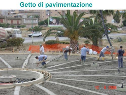Pavimentazione